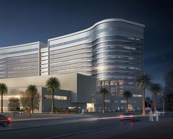 New Al Sabah Hospital Kuwait